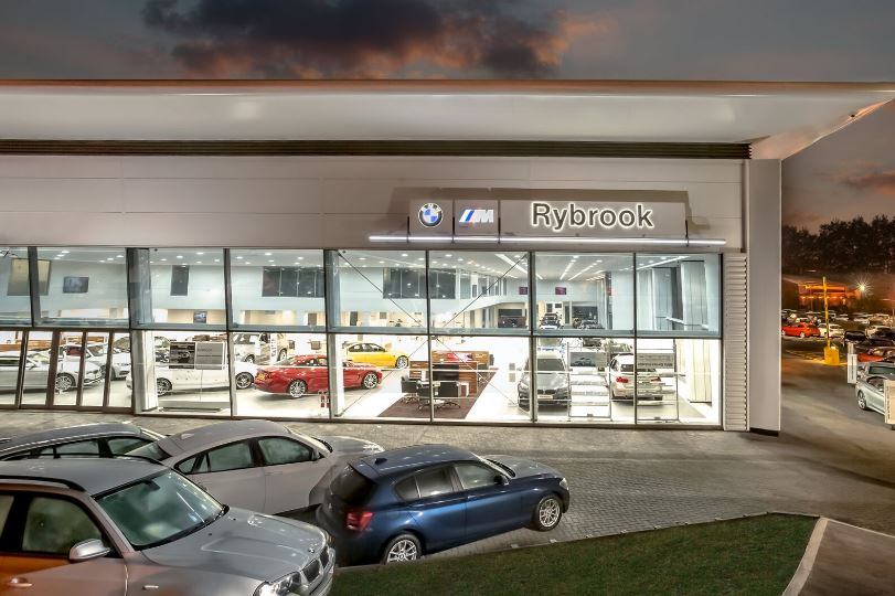 Parts Delivery Driver – BMW Worcester