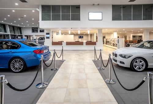 Parts Manager Vacancy – Worcester BMW