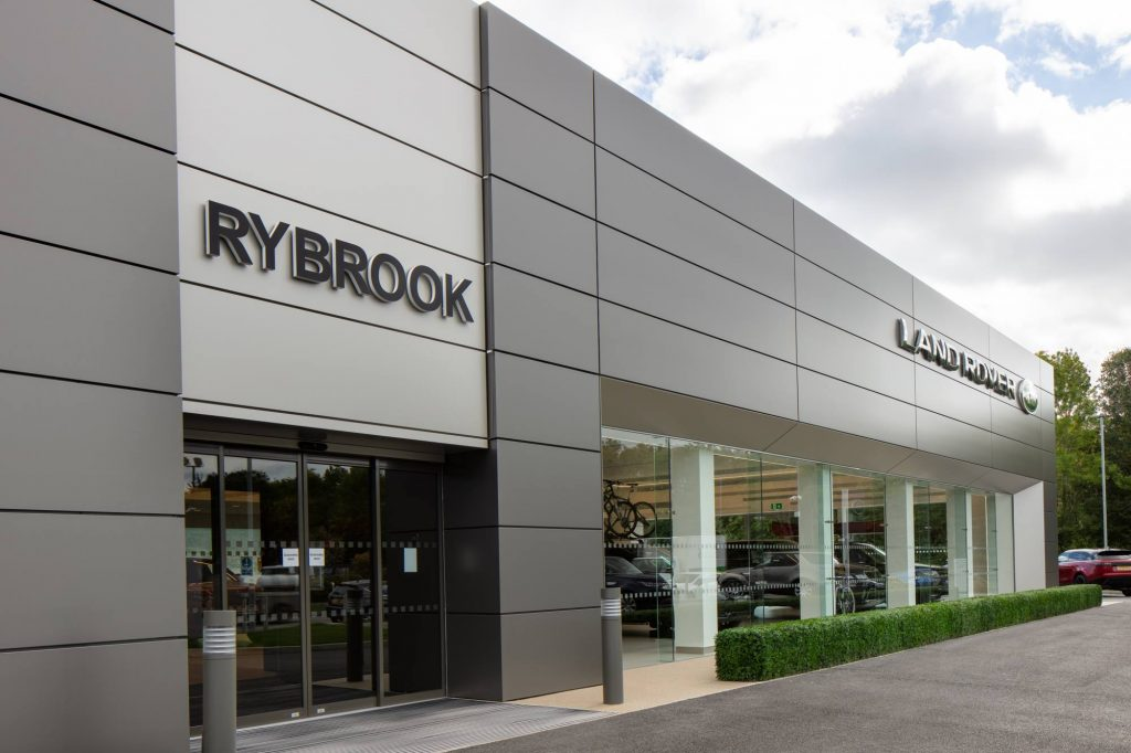 RECEPTIONIST – RYBROOK LAND ROVER CONWY